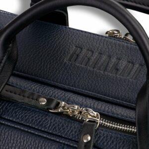 Неповторимая синяя дорожная сумка портфель BRL-23118 228399