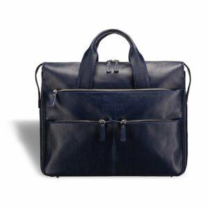 Модный синий мужской портфель деловой BRL-3290 227623