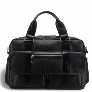 Деловой черный мужской портфель деловой BRL-15165 227972
