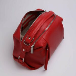 Кожаная красная женская сумка FBR-2474 229406