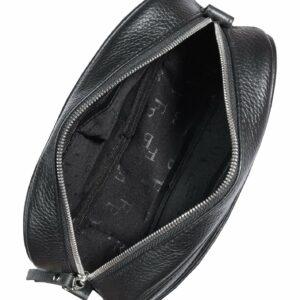 Функциональная черная женская сумка через плечо FBR-2397 229369