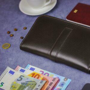 Уникальный коричневый мужской портмоне клатч BRL-26760 228469