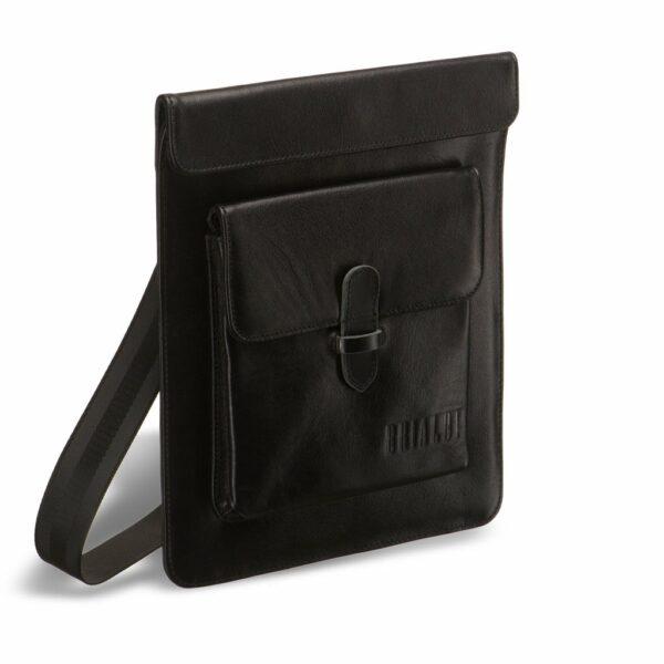 Неповторимая черная мужская сумка мессенджер BRL-1025