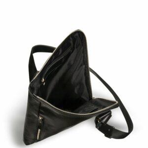 Деловая черная мужская сумка мессенджер BRL-1039 227557