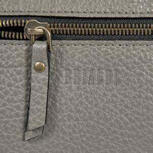 Функциональная серая женская сумка через плечо BRL-47451 229805