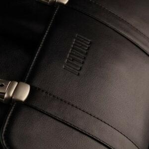 Стильный черный мужской портфель классический BRL-912 227496