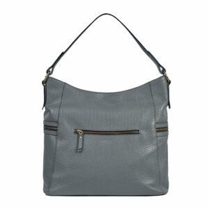 Функциональная серая женская сумка через плечо BRL-47452 229814