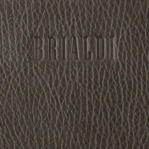 Кожаный коричневый мужской портмоне клатч BRL-32920 228770