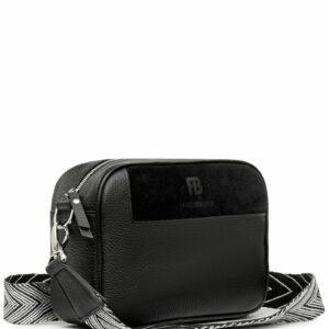 Функциональная черная женская сумка через плечо FBR-2397 229367