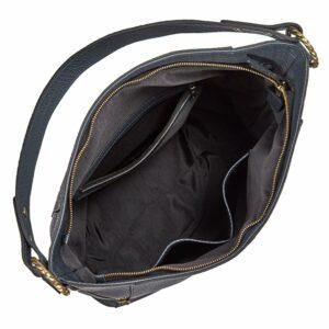 Удобная синяя женская сумка через плечо BRL-47454 229842