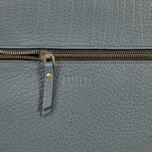 Функциональная серая женская сумка через плечо BRL-47452 229818