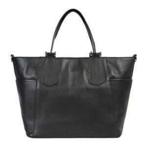 Стильная черная женская сумка через плечо BRL-47281 229775