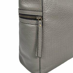 Функциональная серая женская сумка через плечо BRL-47451 229804