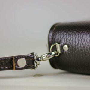 Удобный коричневый мужской портмоне клатч BRL-23059 228248