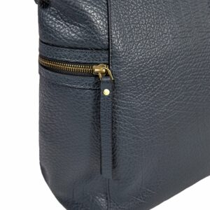 Удобная синяя женская сумка через плечо BRL-47454 229843
