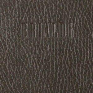 Кожаный коричневый мужской портмоне клатч BRL-28614 228628