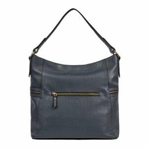 Удобная синяя женская сумка через плечо BRL-47454 229840