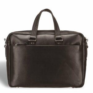Деловая коричневая дорожная сумка портфель BRL-3288 227615