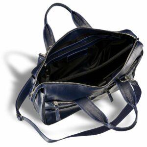 Модный синий мужской портфель деловой BRL-3290 227625
