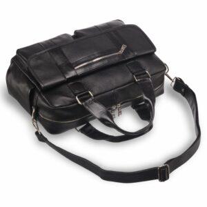 Деловой черный мужской портфель деловой BRL-15165 227975