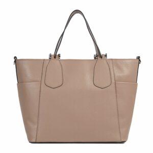 Деловая бежевая женская сумка через плечо BRL-47269 229710
