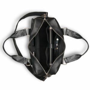 Деловой черный мужской портфель деловой BRL-15165 227977