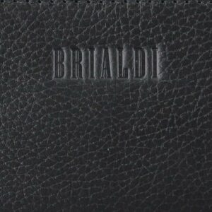 Неповторимый черный мужской портмоне клатч BRL-28616 229561