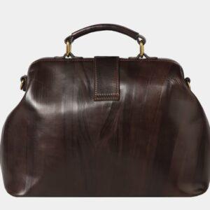 Удобная коричневая женская сумка ATS-1491 229629