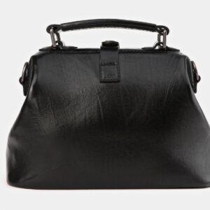 Деловая черная сумка с росписью ATS-4010 229348