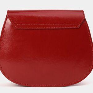 Уникальный красный женский клатч ATS-4014 229328