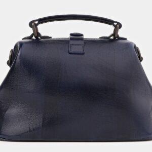 Солидная синяя сумка с росписью ATS-4018 229491