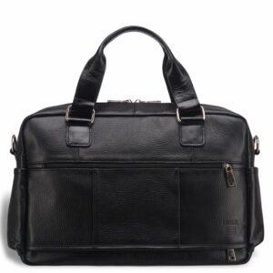 Деловой черный мужской портфель деловой BRL-15165 227973