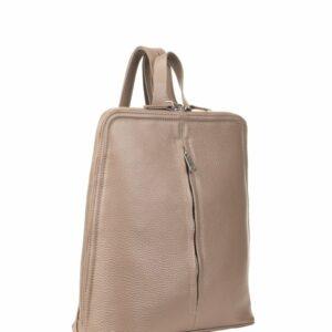 Стильный бежевый женский рюкзак FBR-302
