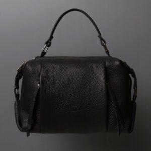 Вместительная черная женская сумка FBR-1779 229363