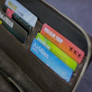 Уникальный коричневый мужской портмоне клатч BRL-26760 228471