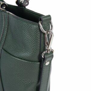 Кожаная женская сумка через плечо BRL-47278 229739