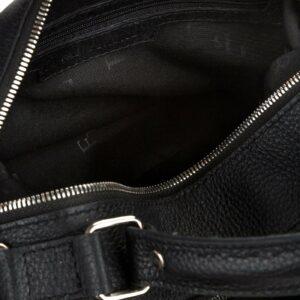 Вместительная черная женская сумка FBR-1779 229362