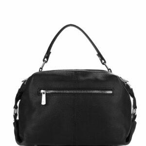Вместительная черная женская сумка FBR-1779 229361