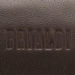 Уникальная коричневая мужская сумка мессенджер BRL-132 227389
