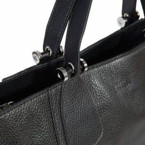 Стильная черная женская сумка через плечо BRL-47281 229780