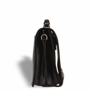Стильный черный мужской портфель классический BRL-9536 227771