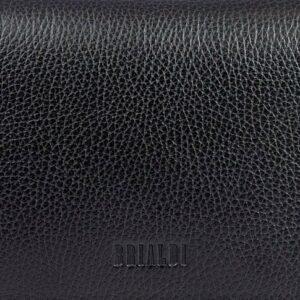 Стильная черная женская сумка через плечо BRL-47281 229784