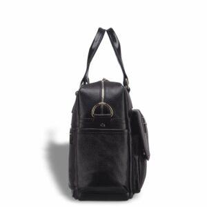 Деловой черный мужской портфель деловой BRL-15165 227974