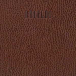 Вместительная коричневая мужская деловая сумка трансформер BRL-28427