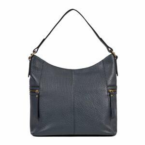 Удобная синяя женская сумка через плечо BRL-47454 229839