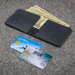 Уникальный синий мужской портмоне клатч BRL-23098 228327