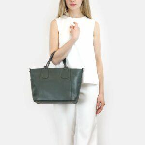 Кожаная женская сумка через плечо BRL-47278 229743
