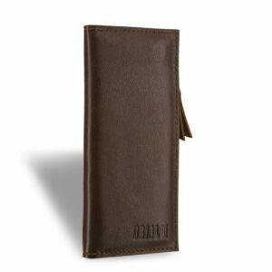 Уникальный коричневый мужской бумажник BRL-8451 233812