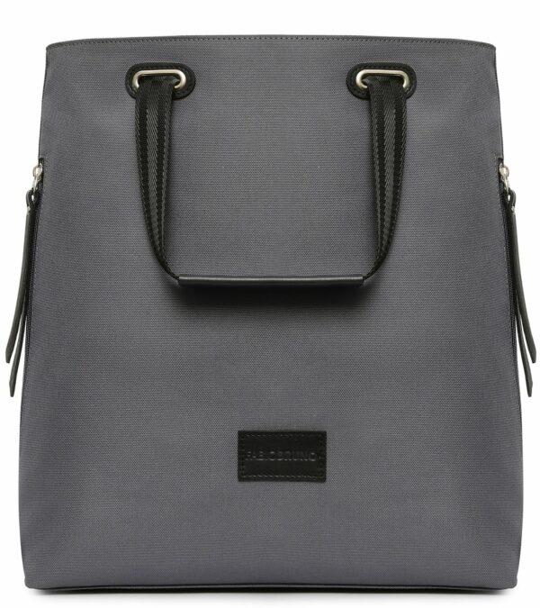 Модная серая женская сумка FBR-2690
