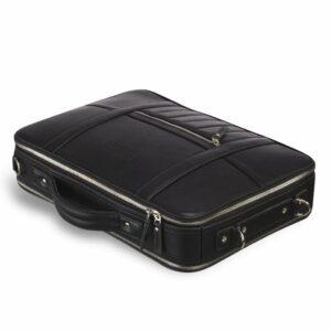 Удобная черная дорожная сумка портфель BRL-23144 235021
